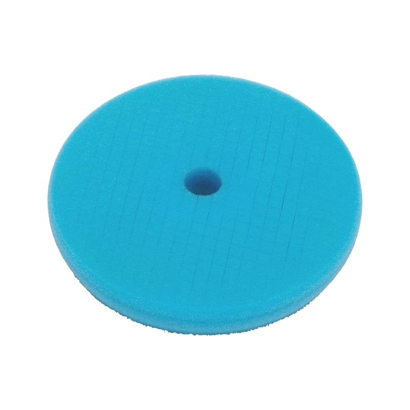 Polierpad - POLPAD-BLAU-HART-D170X30MM
