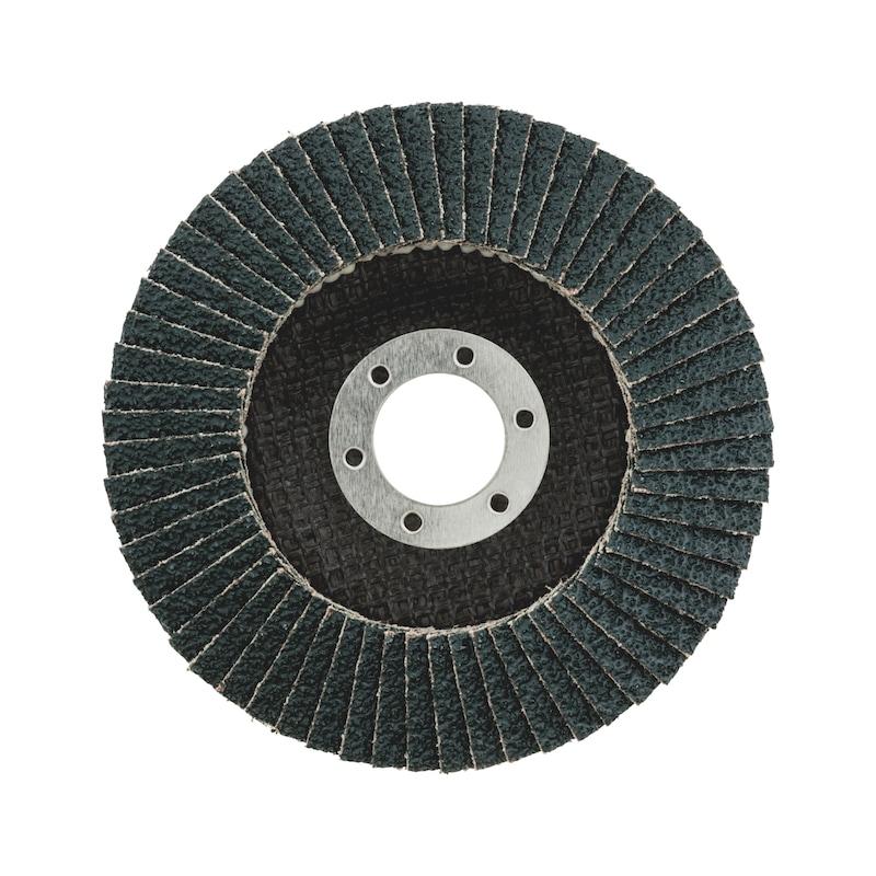 Disque à lamelles WÜRTH zirconium - DISQUE-A-LAMELLES-ZEBRA-115X22-GR40