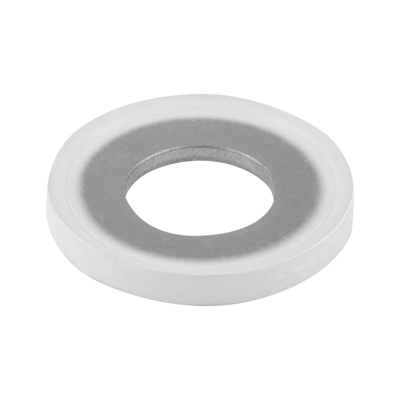 Hygienic USIT® Dicht- und Unterlegscheibe  70 EPDM 253815 - weiß - 1