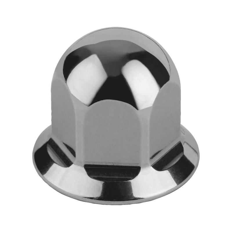 Sechskant Hutmuttern hohe Form Gr/ö/ße: M3 Edelstahl A2 V2A DIN 1587 50 St/ück