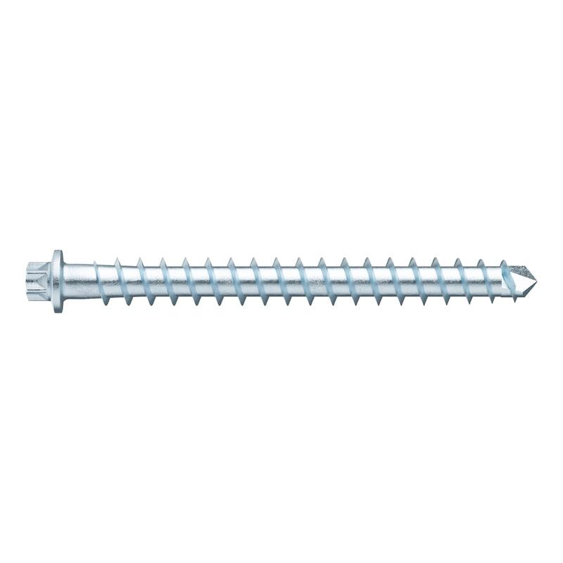 ASSY<SUP>®</SUP>plus VG 4 ETX Konstruktionsschraube Stahl verzinkt Vollgewinde Außen TX - 1