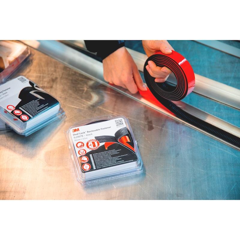 3M™ Dual Lock™ selbstklebendes Befestigungsband - 6