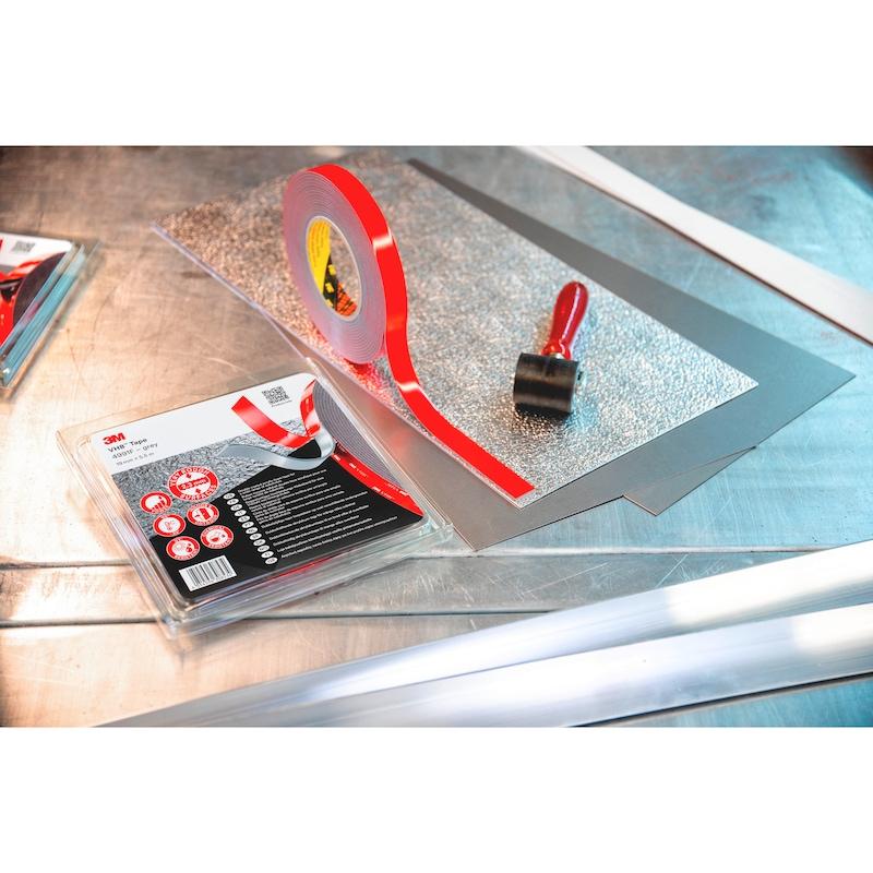 3M™ Dual Lock™ selbstklebendes Befestigungsband - 4