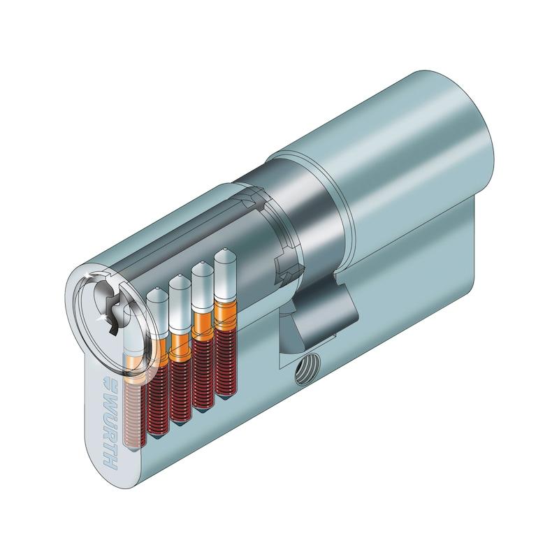 Profilzylinder ECO 2 - 4