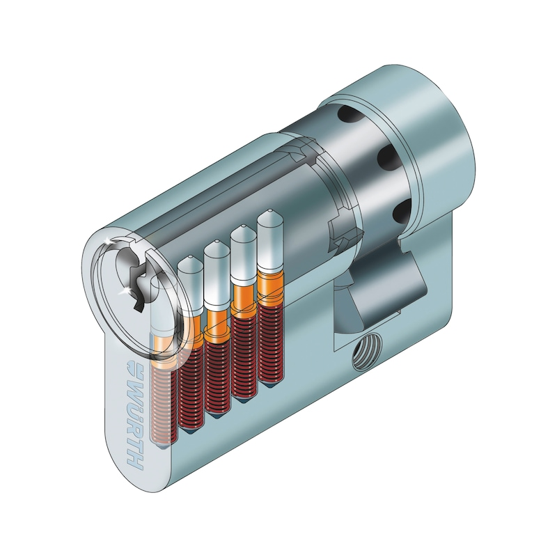 Profilzylinder ECO 2 - 5