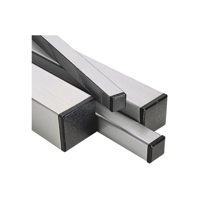 Quadratstopfen GPN 260 Q - LAMESTO-4KT-(GPN260-Q)-60604-SCHWARZ
