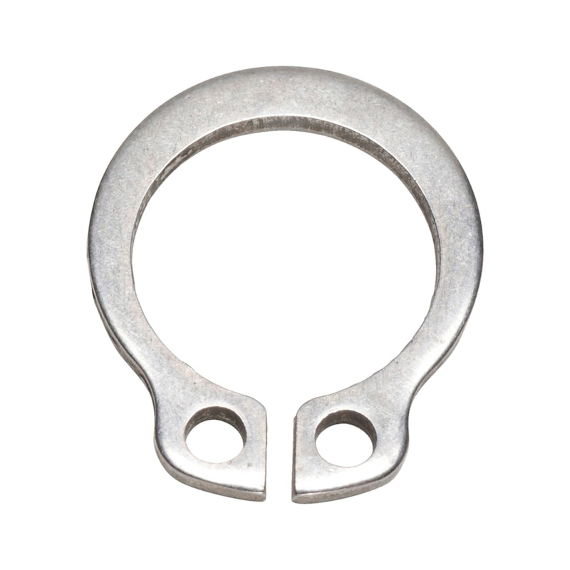 Circlip, axe - CIRCLIPS EXT.INOX A2 35X1,5  DIN 471