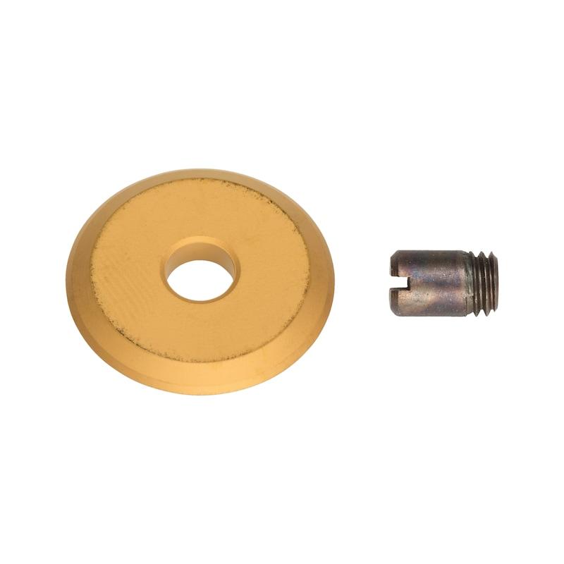 Ersatzrad TIN-beschichtet