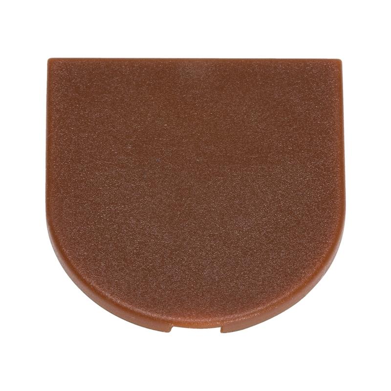 Abdeckkappe für KALTSCHMELZ<SUP>®</SUP>-Dübel Exzenter - 1
