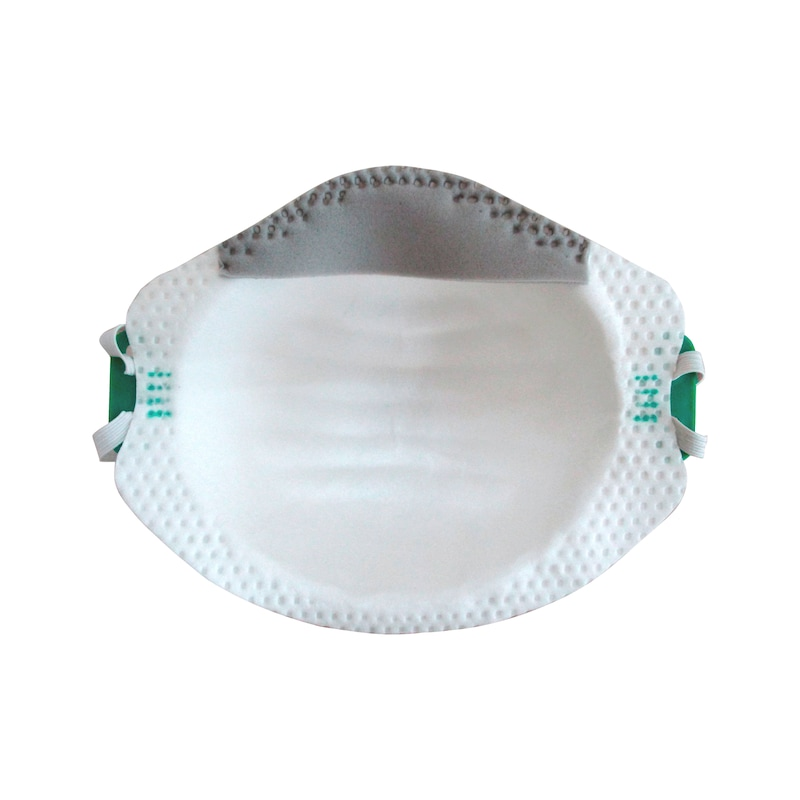 N95 mask without valve - BREAMASK-DISPOSABLE-WO.VALVE-N95