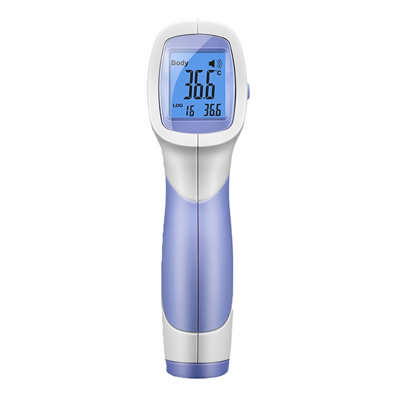 Non-contact forehead Infrared thermometer  DT-8806H - THERMOMETER-INFRARED-CLINICAL-DT-8806H