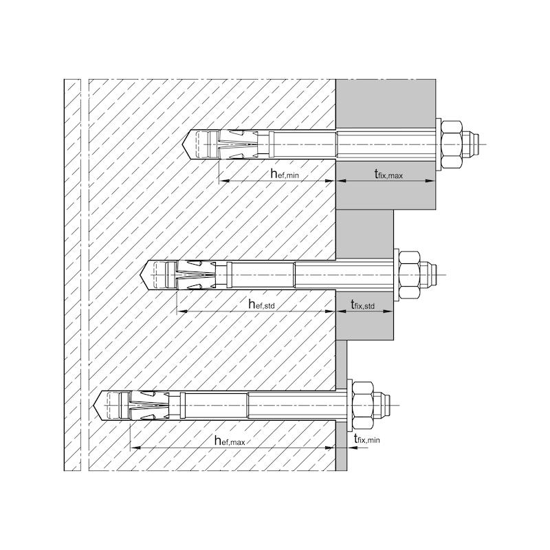 Fixanker  W-FAZ PRO/S - 4