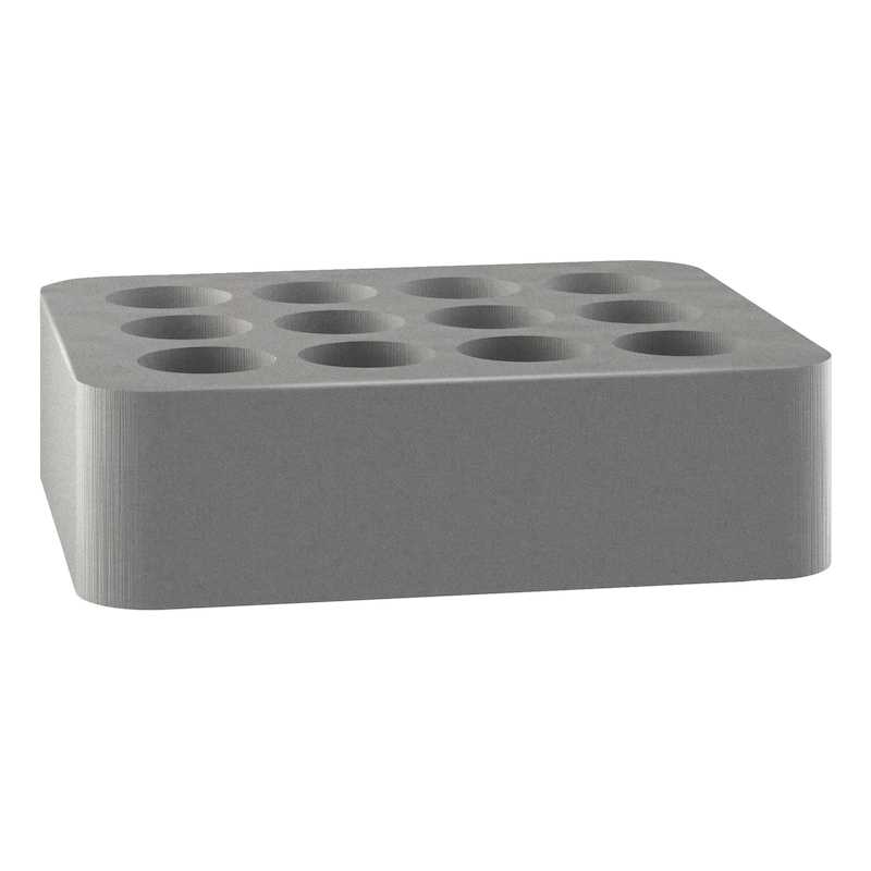 Wkładka z pianki do uchwytu na pojemniki - 1