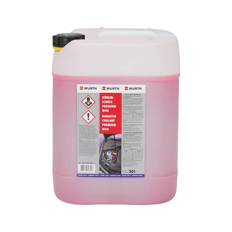 Kühlerfrostschutz Premium - 1