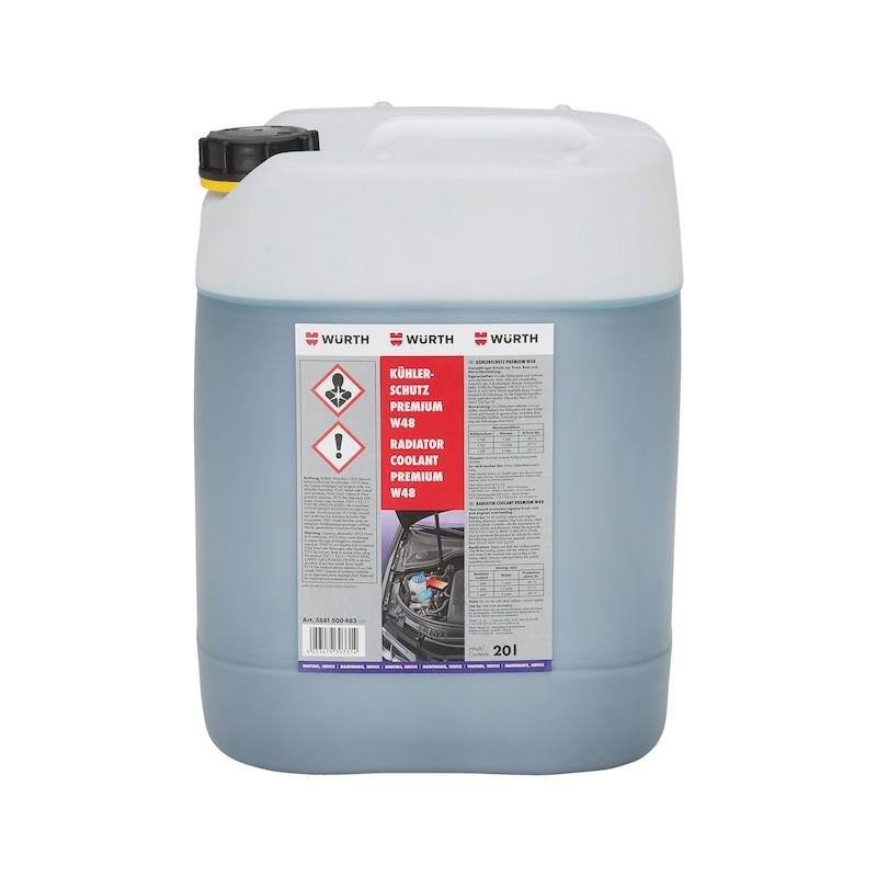 Antigelo per radiatori Premium - CLANTIFREZ-PREMIUM-W48-20LTR