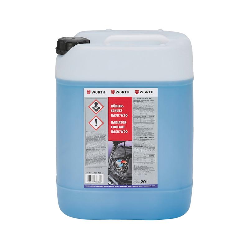 Kühlerfrostschutz Basic - 1