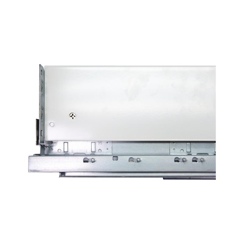Gaveta slidebox H89 Gaveta metálica fina - 9