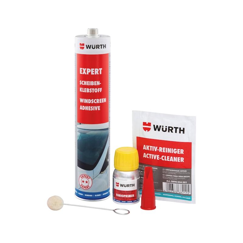 Windscreen Adhesive Expert Set 5pcs