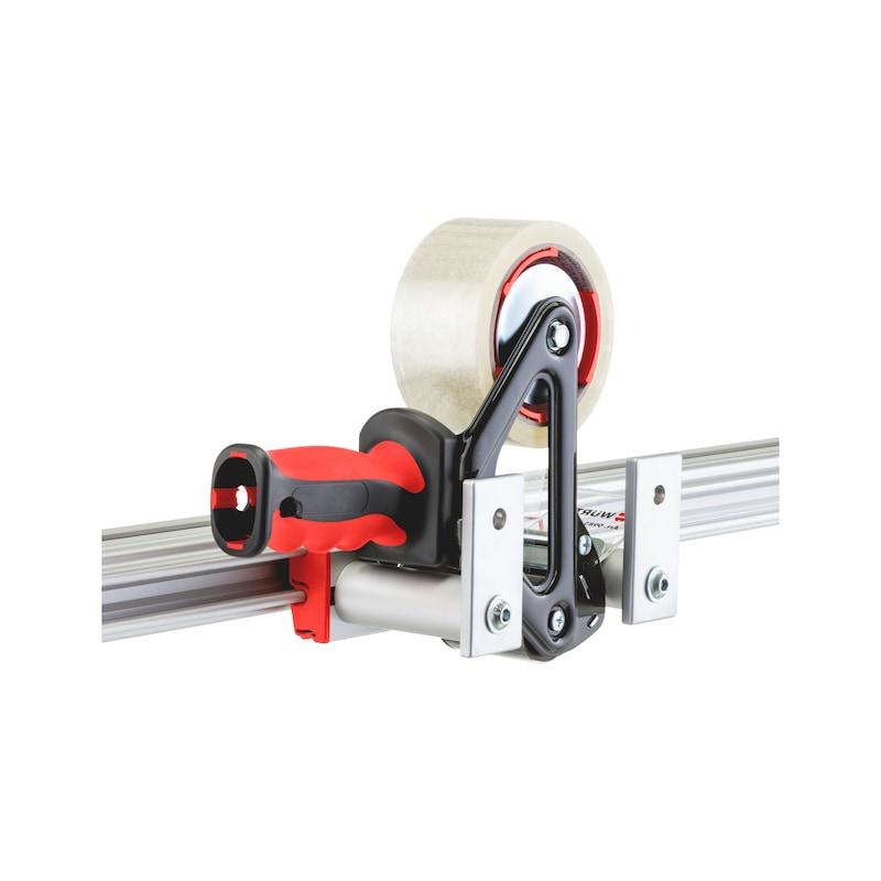 CLIP-O-FLEX<SUP>®</SUP> Halter Uniflex Universalhalterung  - 2