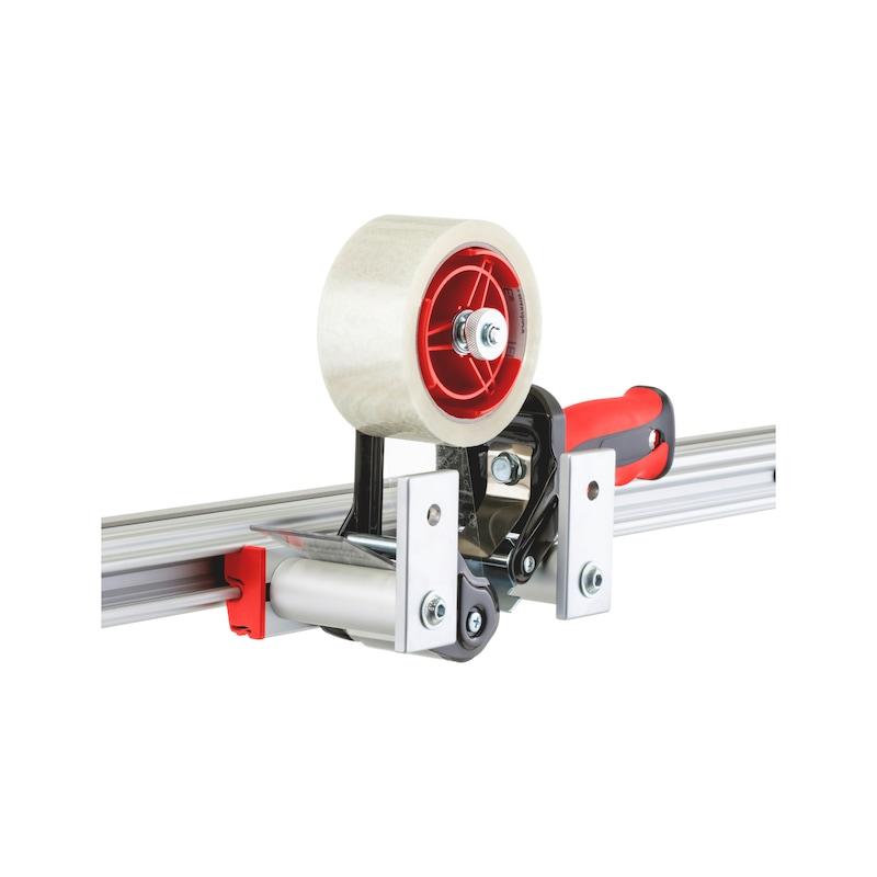 CLIP-O-FLEX<SUP>®</SUP> Halter Uniflex Universalhalterung  - 1