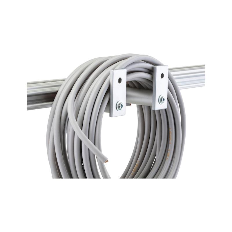 CLIP-O-FLEX<SUP>®</SUP> Halter Uniflex Universalhalterung  - 3