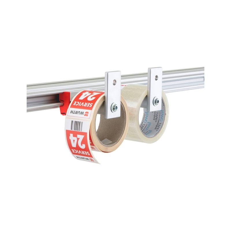 CLIP-O-FLEX<SUP>®</SUP> Halter Uniflex Universalhalterung  - 4