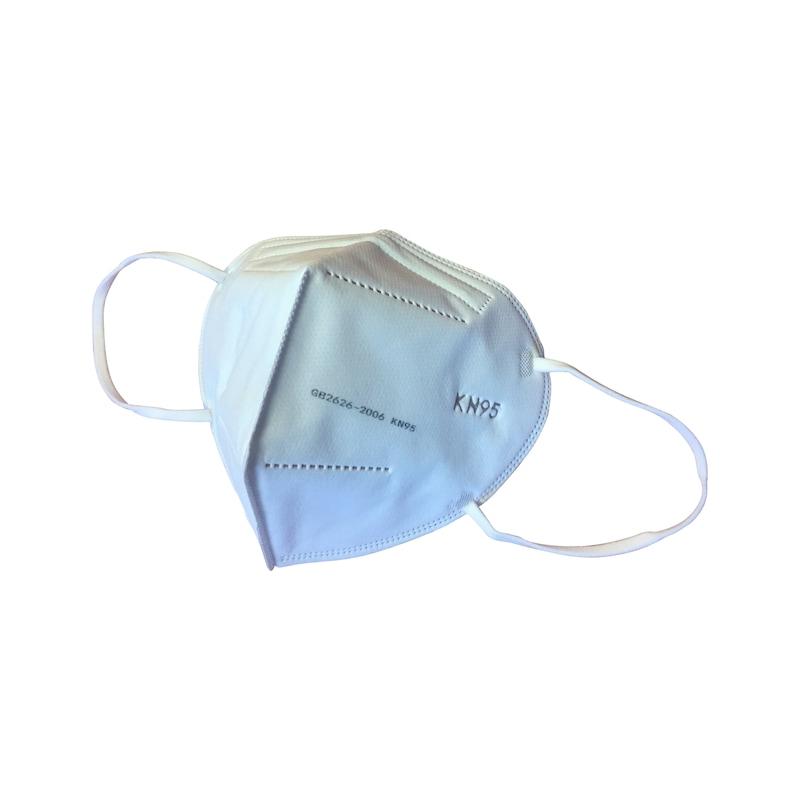 Masque de protection jetable - MASQUE JETABLE KN95/FFP2 CAPEB