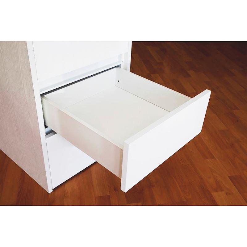 Gaveta slidebox H121 Gaveta metálica fina - 10