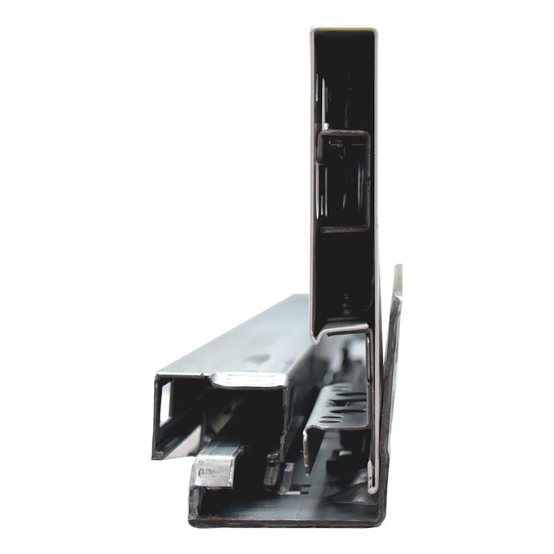 Gaveta slidebox H89 Gaveta metálica fina - 10