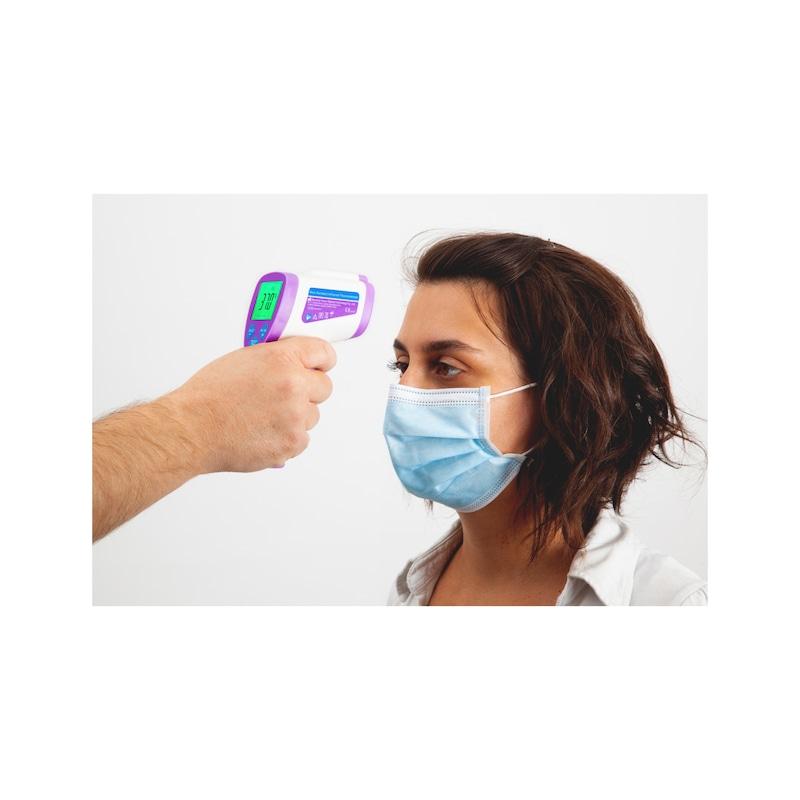 Termometro medicale ad infrarossi per misurazione temperatura  SENZA CONTATTO - 2