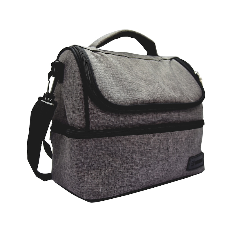 Cooling bag grey