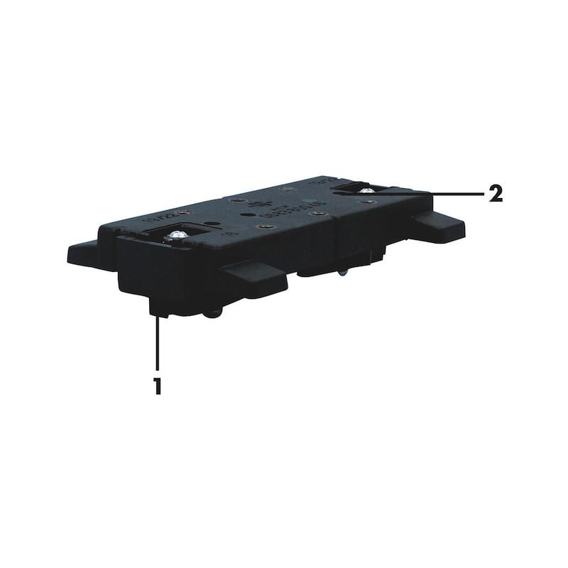 Verbinderbohrlehre  VBL-2 - 6