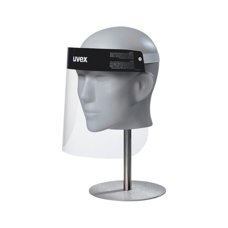 PET Gesichtsschutz - EINWG-GESICHT-SHTZ-UVEX-9710514-PET