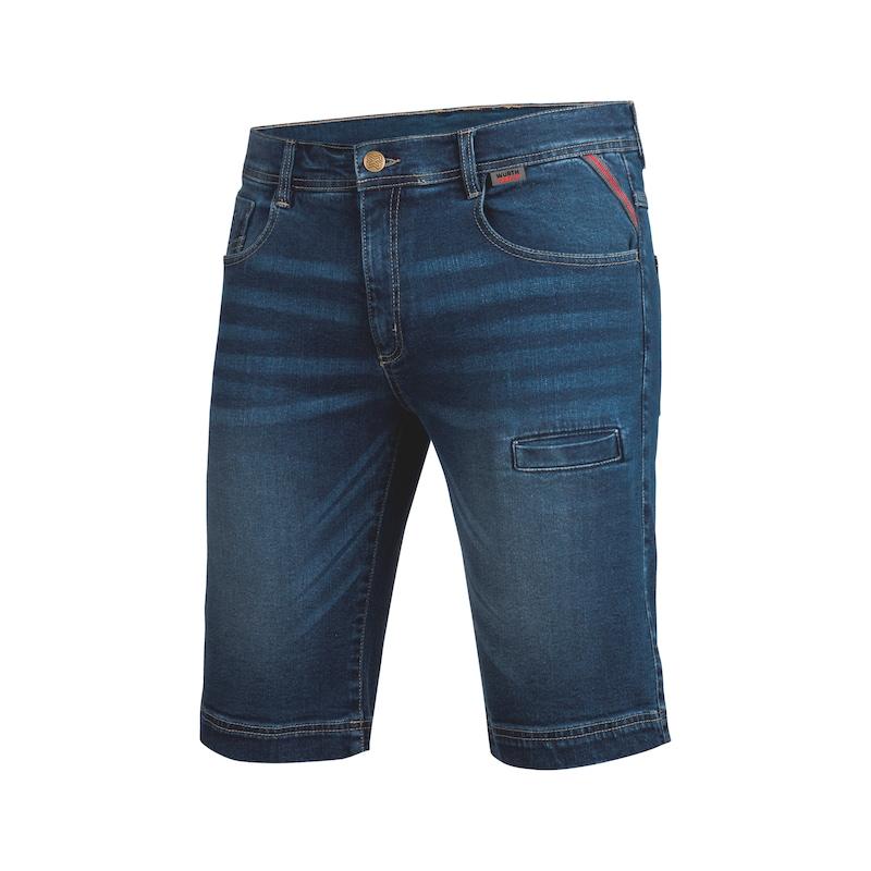 Bermuda jeans Stretch X