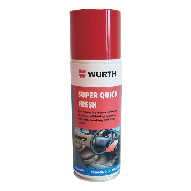 Deodoriser Super Quick Fresh - 0