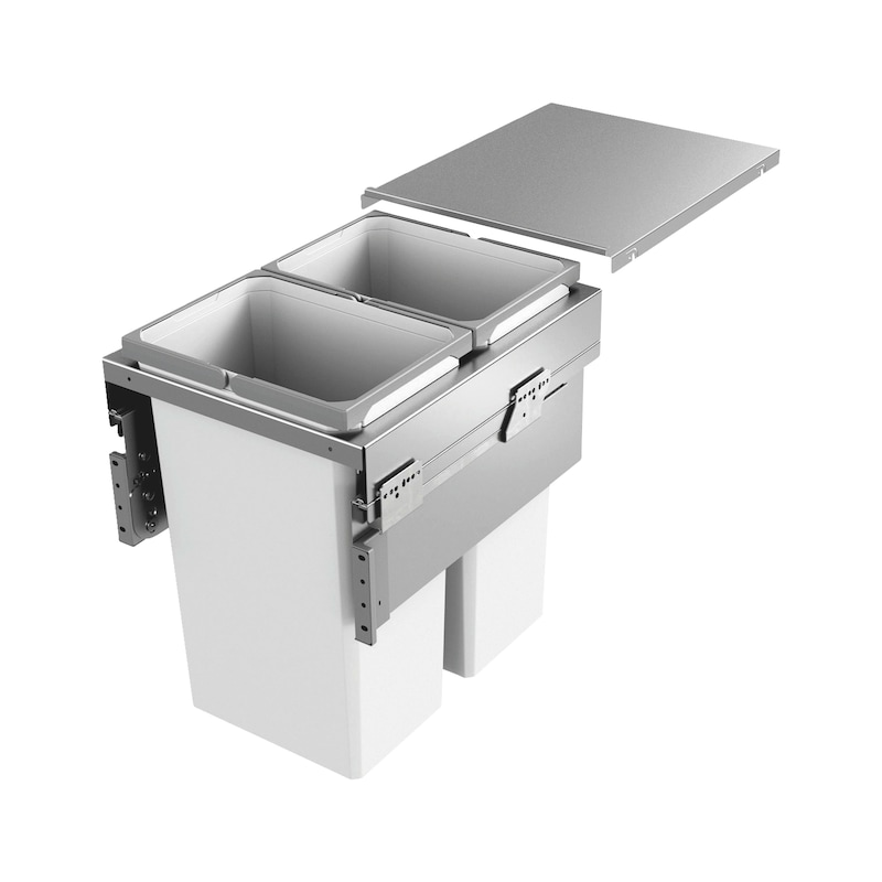 Mülltrennsystem VS ENVI Space XX - MUELLTRENNSYS-ENVI-SPACE-XX-70L-450MM