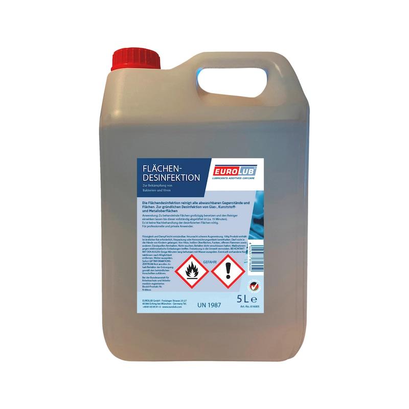 Surface disinfectant Eurolub
