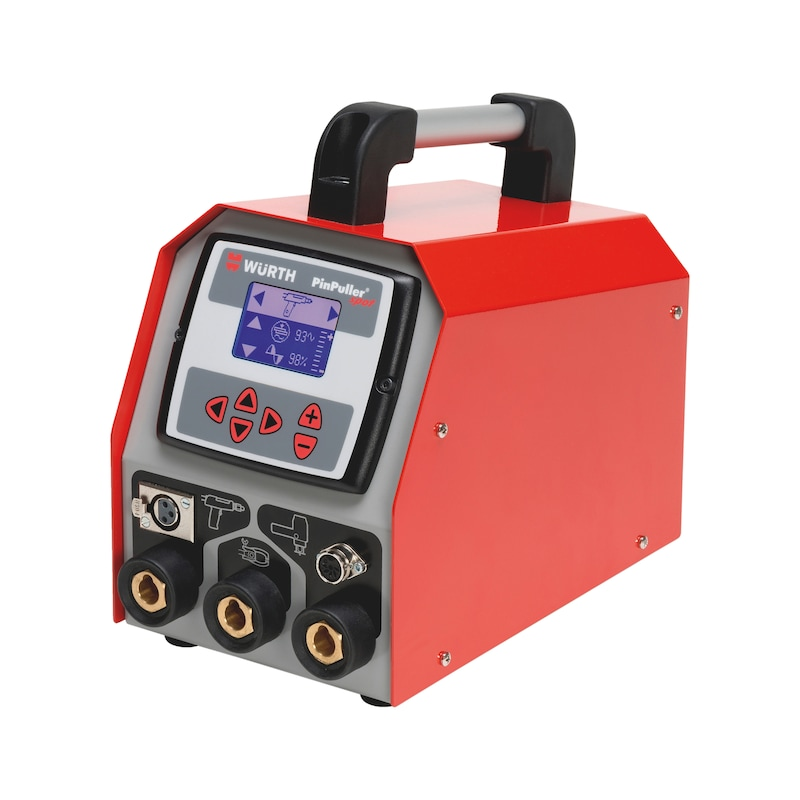 Welding unit PinPuller-Spot with LCD display