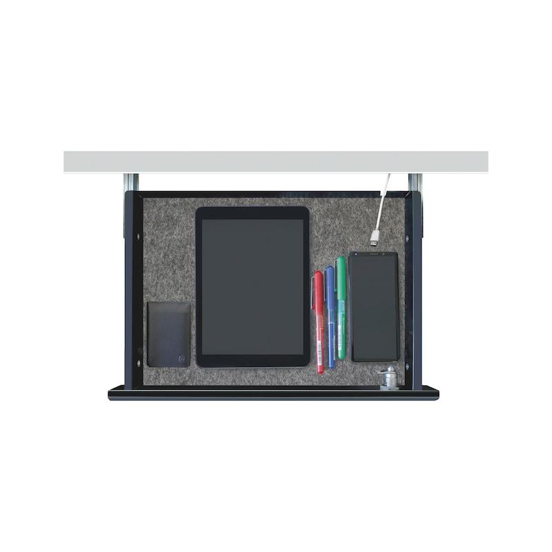 Schreibtisch Unterbau Schublade Liva Box - 4