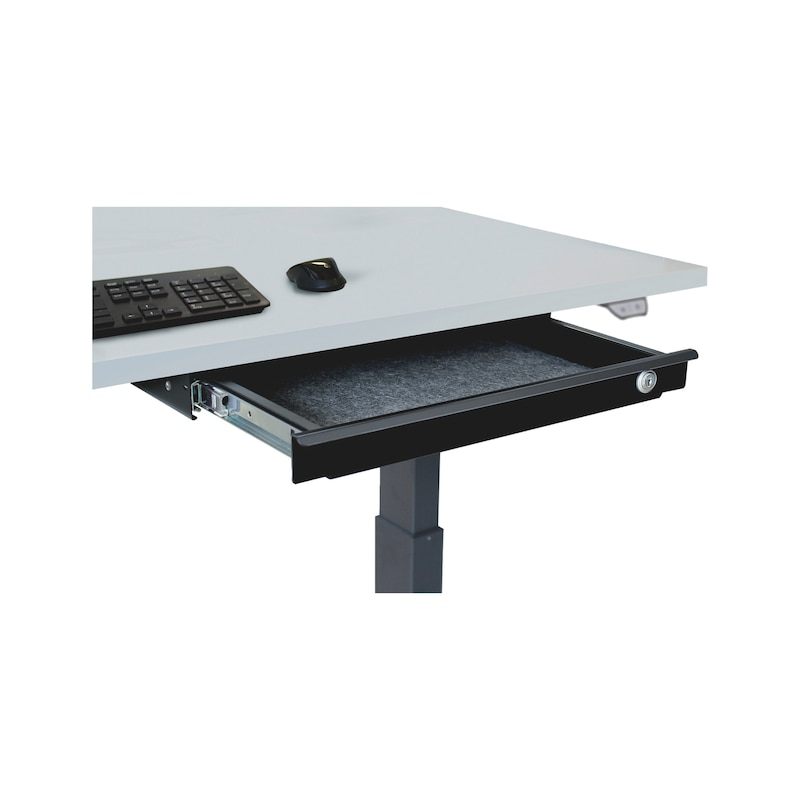 Schreibtisch Unterbau Schublade Liva Box - 5
