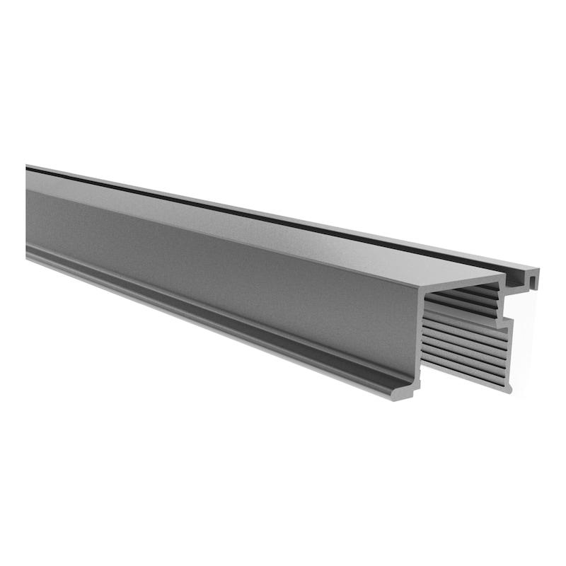Pack de ferrures pour portes coulissantes de placard TREND - 2