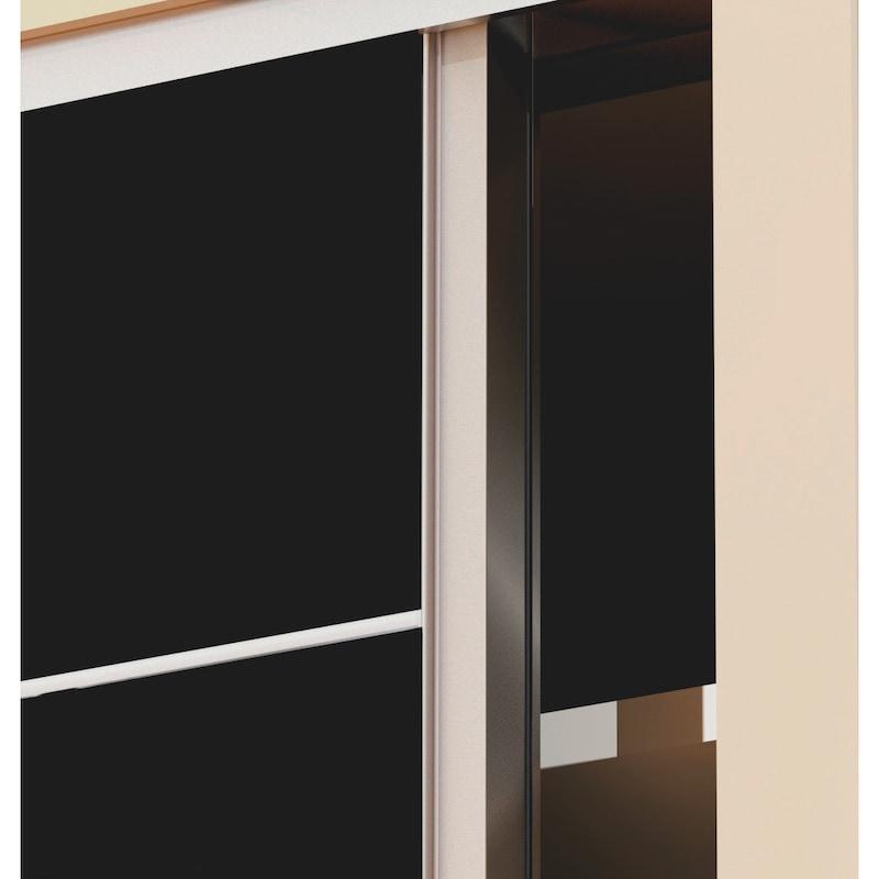 Pack de ferrures pour portes coulissantes de placard TREND - 3