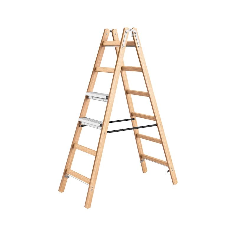 Hybrid-Leiter einseitig