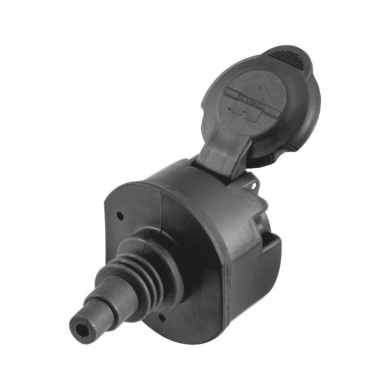 13-pin socket 12V - 3