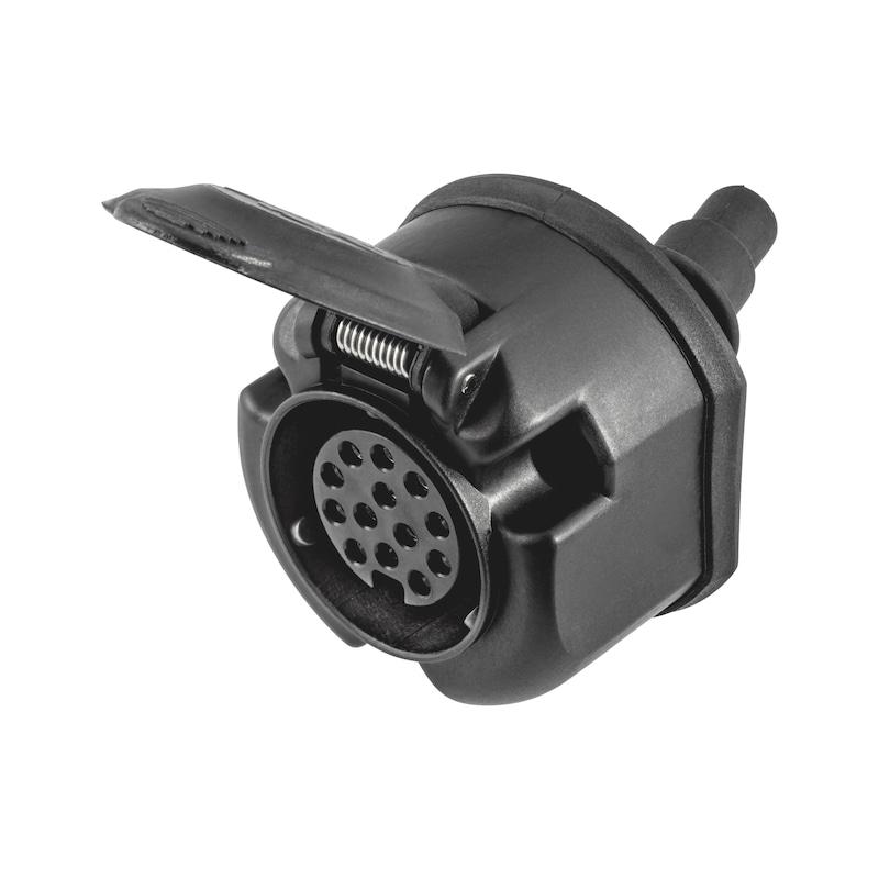 13-pin socket 12V - 2