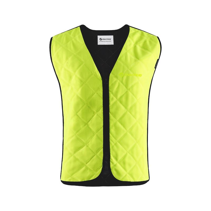 Bodycool basic  vest - BODYCOOL BASIC VEST-GEEL-MT M