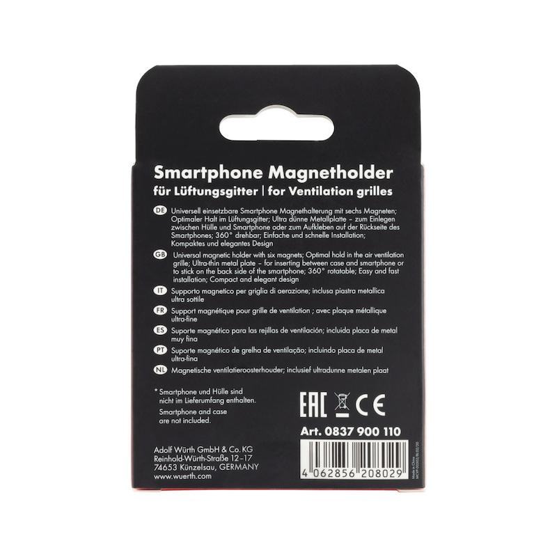 Smartphone Magnethalterung - 5
