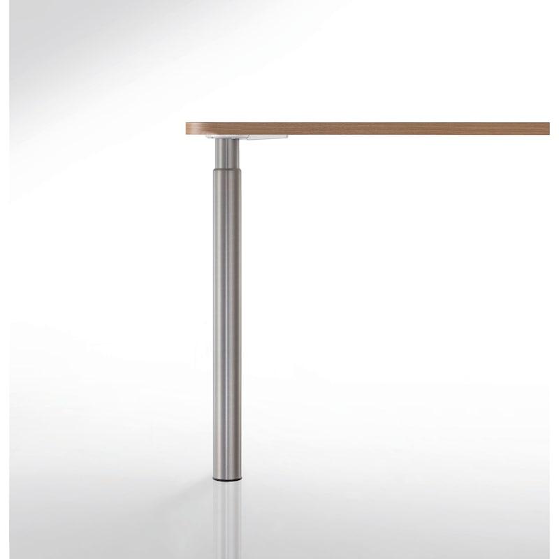Gamba per tavolo, rotonda - 3