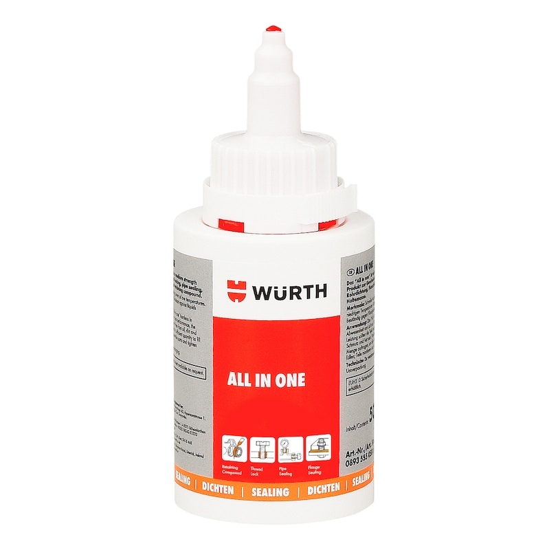 Universal sealant ALL-IN-ONE - ФИКСАТОР-ALL-IN-ONE-50Г