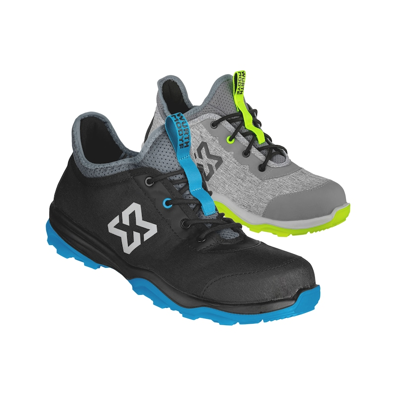 Low-cut safety shoe S1P Eco Fresh Recycled